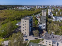 Togliatti, Lesnaya st, house 60. Apartment house