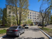 Togliatti, Lesnaya st, house 62. Apartment house