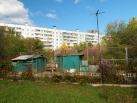 Togliatti, Lunacharsky blvd, house 9. Apartment house