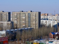 Togliatti, Lunacharsky blvd, house 1. Apartment house
