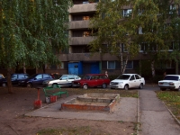 Togliatti, Lunacharsky blvd, house 5. Apartment house