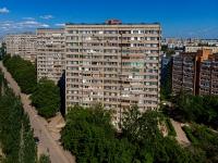Тольятти, Луначарского бульвар, дом 7. многоквартирный дом