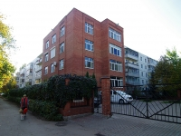 neighbour house: blvd. Lunacharsky, house 21А. Apartment house