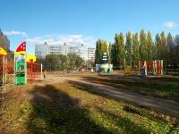 Тольятти, сквер На ЛуначарскогоЛуначарского бульвар, сквер На Луначарского