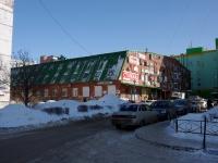 Тольятти, улица Льва Яшина, дом 6. офисное здание