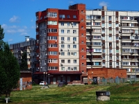 neighbour house: st. Lev Yashin, house 3. Apartment house