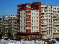 Тольятти, улица Льва Яшина, дом 3. многоквартирный дом