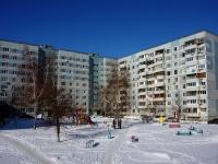 Togliatti, Lev Yashin st, house 8. Apartment house