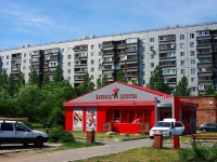 Togliatti, Lev Yashin st, house 9. Apartment house