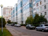 Togliatti, Lev Yashin st, house 10. Apartment house