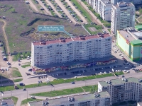 Togliatti, Lev Yashin st, house 16. Apartment house