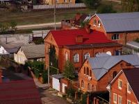 Togliatti, Ln Roza Lyuksemburg, house 48. Private house