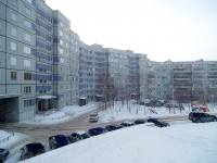 Togliatti, Maysky Ln, house 11. Apartment house