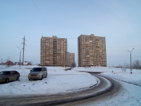 Togliatti, Maysky Ln, house 64. Apartment house
