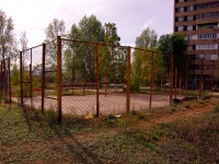 Тольятти, проезд Майский. спортивная площадка