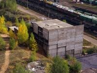 Тольятти, проезд Майский. неиспользуемое здание
