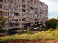Togliatti, Maysky Ln, house 5. Apartment house