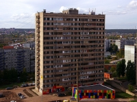 Togliatti, Maysky Ln, house 15. Apartment house