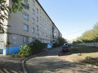 Togliatti, Makarov st, house 1. Apartment house
