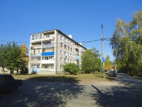 Togliatti, Makarov st, house 5. Apartment house
