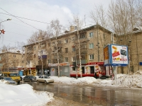 Togliatti, Karl Marks st, house 76. Apartment house