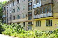 Togliatti, Karl Marks st, house 84. Apartment house