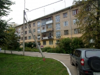 Togliatti, Karl Marks st, house 84. Apartment house