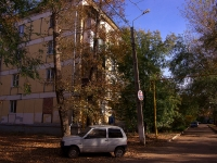 Togliatti, Karl Marks st, house 68. Apartment house