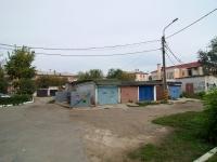 neighbour house: st. Karl Marks. garage (parking)