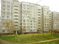 Togliatti, Matrosov st, house 8. Apartment house
