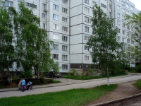 Togliatti, Matrosov st, house 15. Apartment house