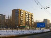 Тольятти, улица Матросова, дом 54. многоквартирный дом