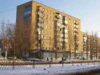 Togliatti, Matrosov st, house 54. Apartment house
