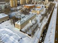 Тольятти, улица Матросова, дом 29. колледж
