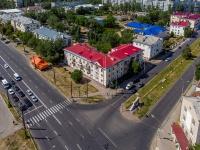 Тольятти, улица Матросова, дом 1. многоквартирный дом