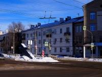 Togliatti, Matrosov st, house 2. Apartment house