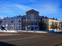 neighbour house: st. Matrosov, house 2. Apartment house