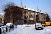 Togliatti, Matrosov st, house 6А. Apartment house