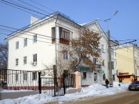 neighbour house: st. Matrosov, house 7. Apartment house