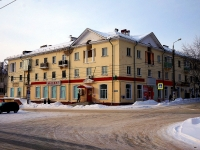 Togliatti, Matrosov st, house 9. Apartment house