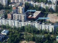 Togliatti, Matrosov st, house 11. Apartment house