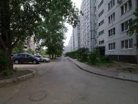 Тольятти, улица Матросова, дом 11. многоквартирный дом