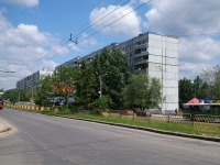 neighbour house: st. Matrosov, house 12. Apartment house
