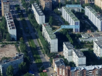 Togliatti, Matrosov st, house 12. Apartment house