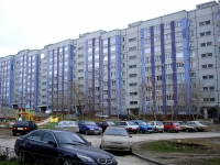 Togliatti, Matrosov st, house 14. Apartment house