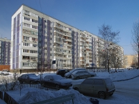 Togliatti, Matrosov st, house 16. Apartment house