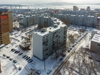 Togliatti, Matrosov st, house 23. Apartment house
