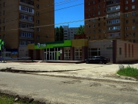 Togliatti, Matrosov st, house 25. Apartment house