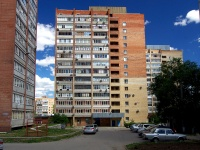 Togliatti, Matrosov st, house 27. Apartment house