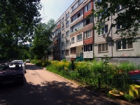 Togliatti, Matrosov st, house 41. Apartment house